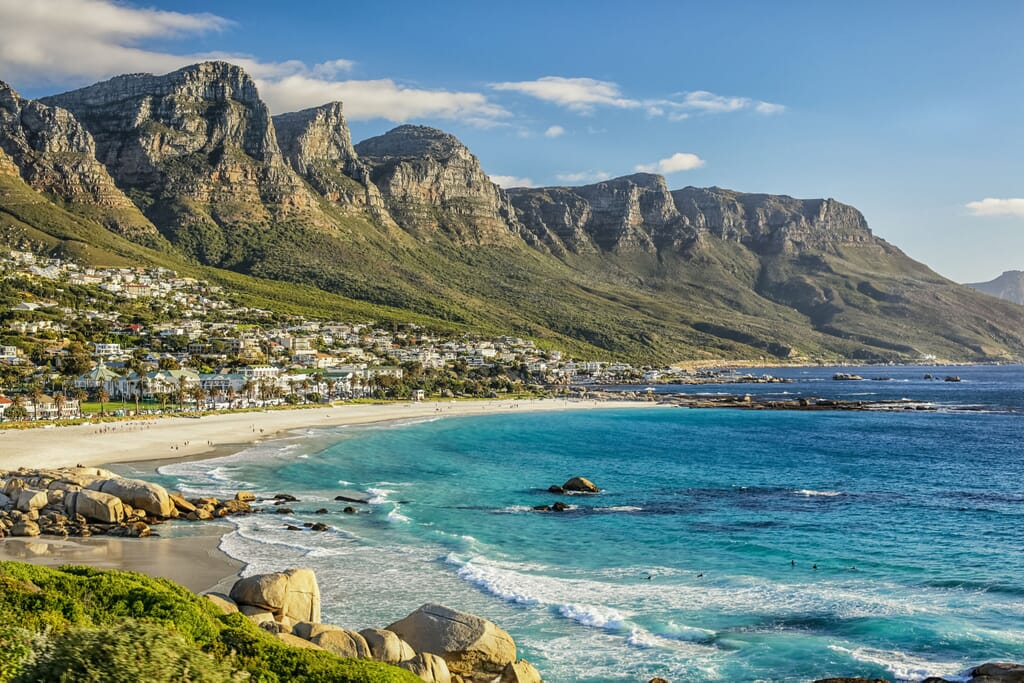 South Africa family safari holiday Cape Town