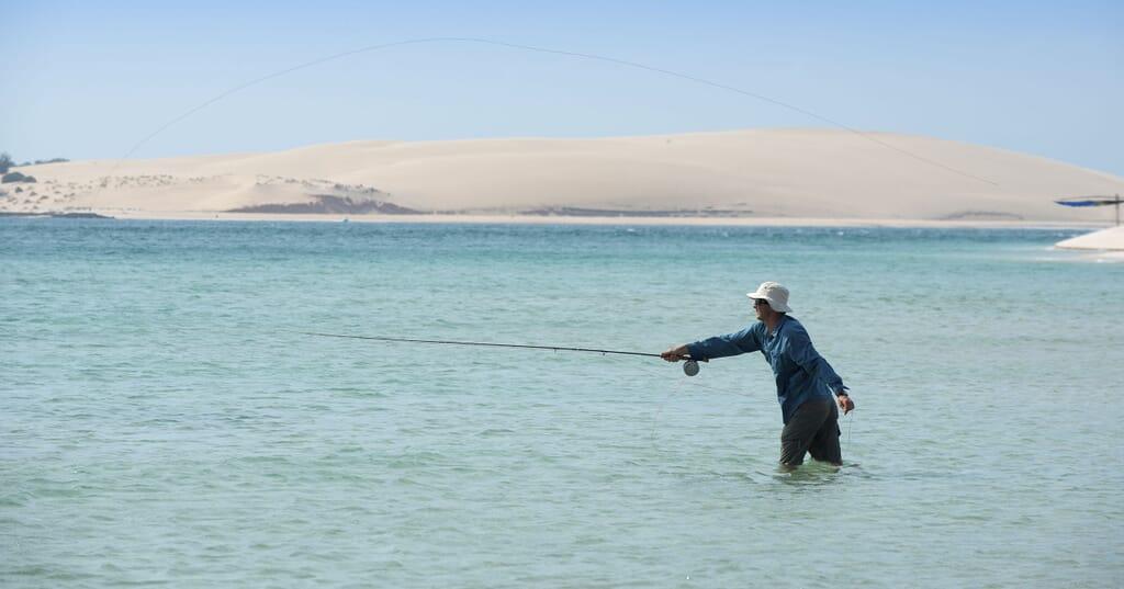 Mozambique fly fishing andbeyond benguerra family safarwi