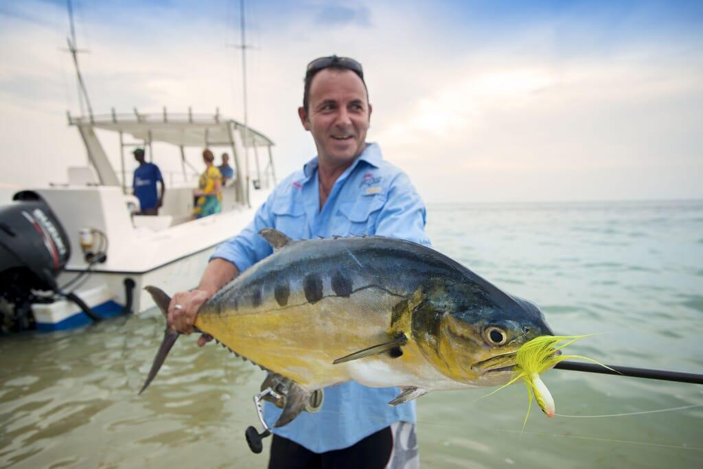 Mozambique big game fish andbeyond benguerra