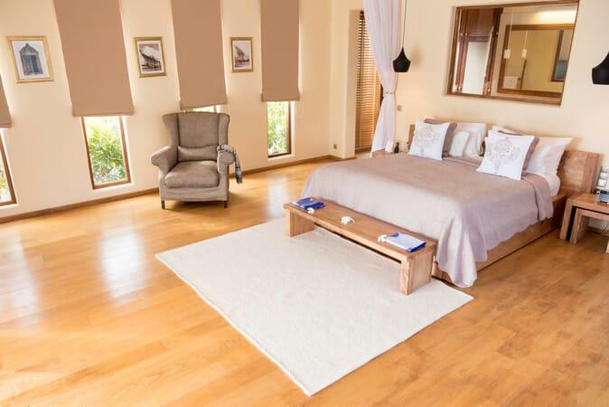 Tanzania Zanzibar White Sands Luxury Villas family safari bedroom