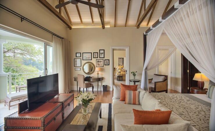 Kenya Nairobi Hemingways family safari Blixen suite