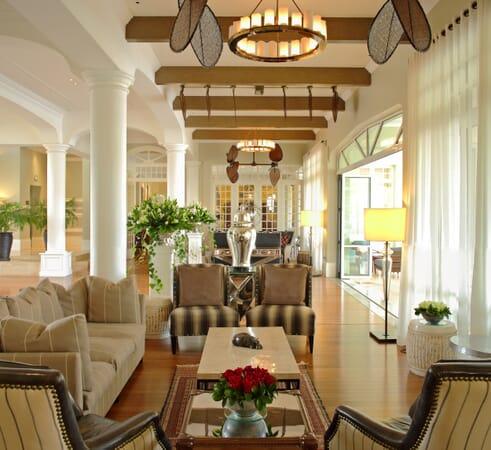 Kenya Nairobi Hemingways family safari lounge