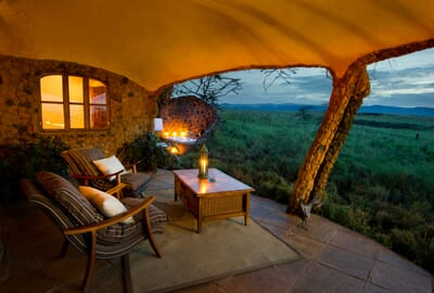 Kenya Lewa House family safari