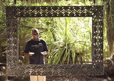 Tanzania Zanzibar Mnemba family safari butler