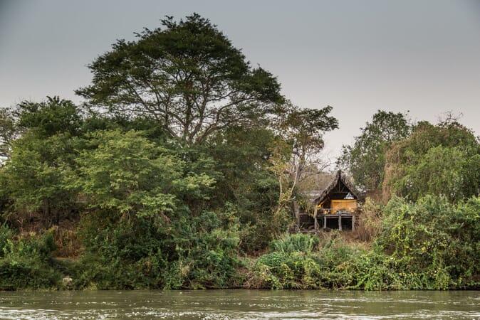 Tanzania Nyerere Sand Rivers Selous family safari