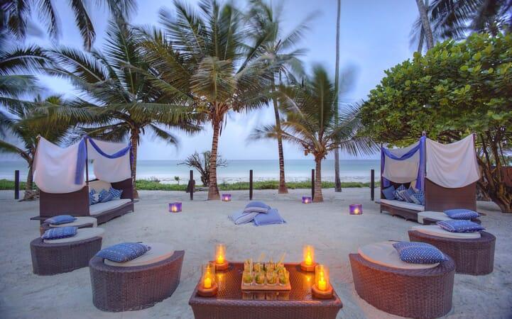 Kenya Coast Diani Almanara family beach holiday