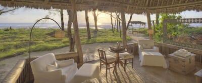 Tanzania Zanzibar Mnemba island family safari sunrise view