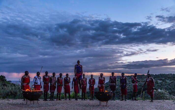 Kenya Masai Mara Angama family safari
