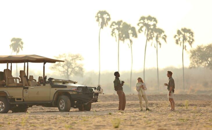 Tanzania Ruaha Ikuka family safari