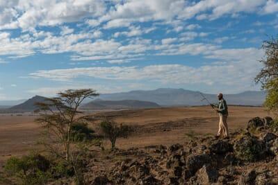Kenya Lake Naivasha Loldia House family safari