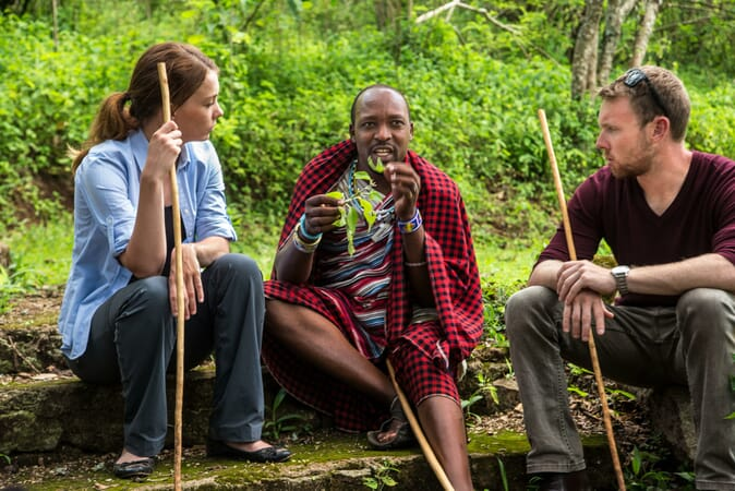 Tanzania Ngorongoro Gibb's Farm family safari