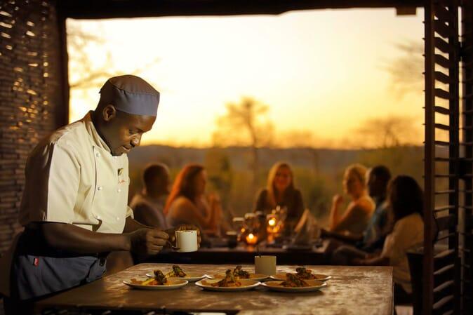 Tanzania Ruaha Jabali house family safari