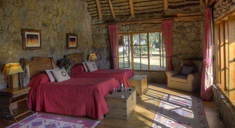 Kenya Borana Laragai House family safari