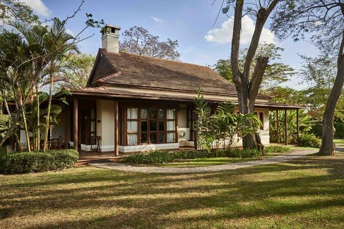 Tanzania Arusha legendary lodge family safari