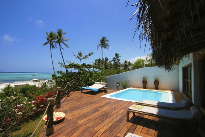 Tanzania Zanzibar Matemwe Beach House family safari