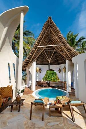 Tanzania Zanzibar Xanadu family beach holiday