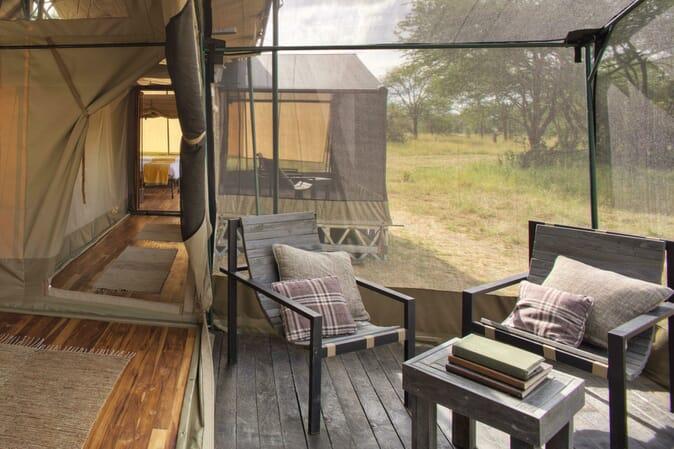 Tanzania Serengeti Olakira Migration Camp family safari
