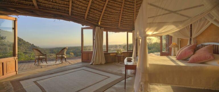 Kenya Lewa Wilderness family safari