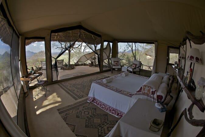 Kenya Laikipia Sarara family safari