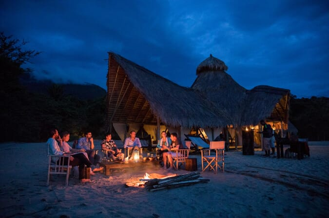 Tanzania Greystoke Mahale family safari