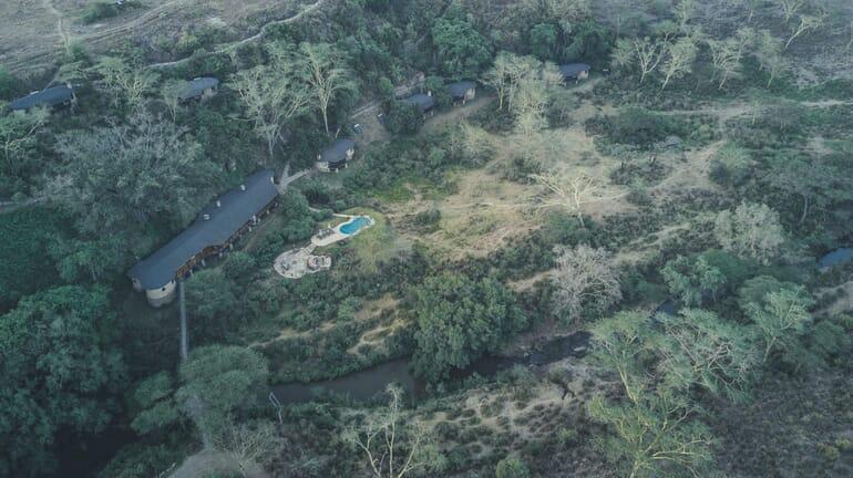 Kenya Nairobi The Emakoko family safari