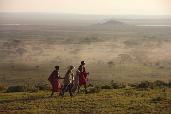 Kenya Amboseli and Chyulu Hills elewana tortillis