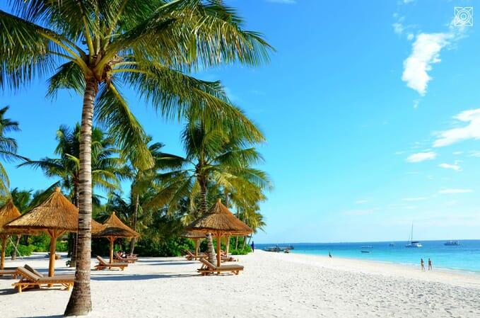 Tanzania Zuri Zanzibar family beach holiday