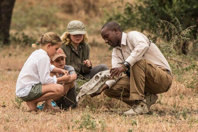 Tanzania Tarangire Manyara Chem Chem family safari