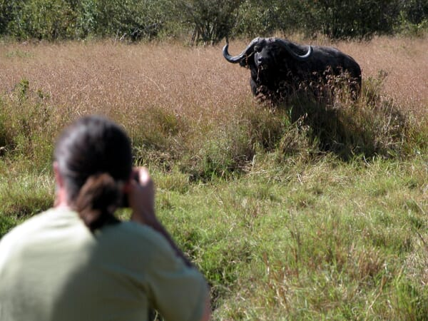 Kenya Masai Mara Ngare Serian family safari