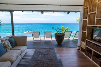 Sea Monkey villa interior