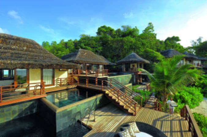 Constance Lemuria presidential resort