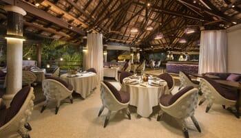 Diva restaurant Constance Lemuria