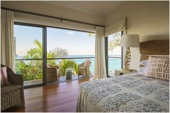 Sea Monkey Villa bedroom interior