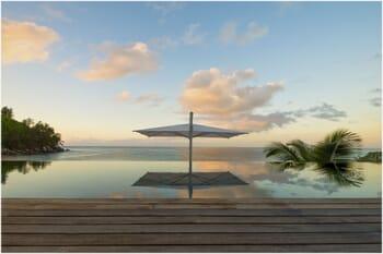 Sea Monkey Villa infinity pool