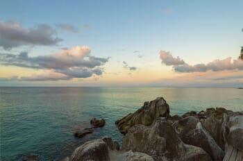 Seychelles Luxury Resorts - Sea Monkey Villa ocean view