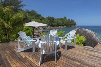 Sea Monkey Villa terrace