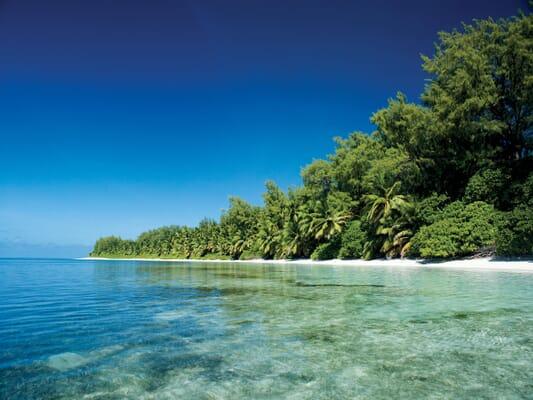 Seychelles Private Islands - Four Seasons Desroches
