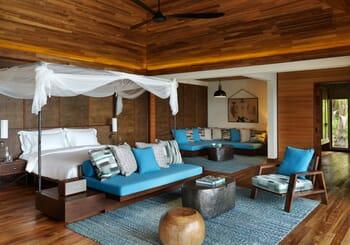 Six Senses Zil Pasyon - pool villa