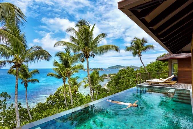 Six Senses Zil Pasyon - two bedroom pool villa