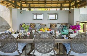 Sea Monkey Villa dining table