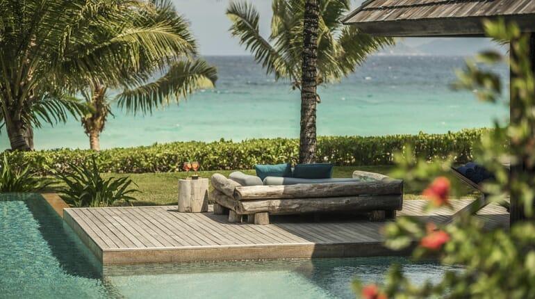 Four Seasons Resort Seychelles kannel bar