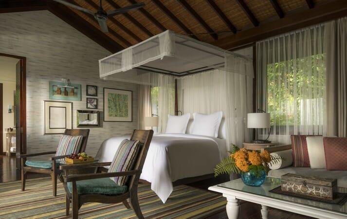 Four Seasons Resort Seychelles residence villa