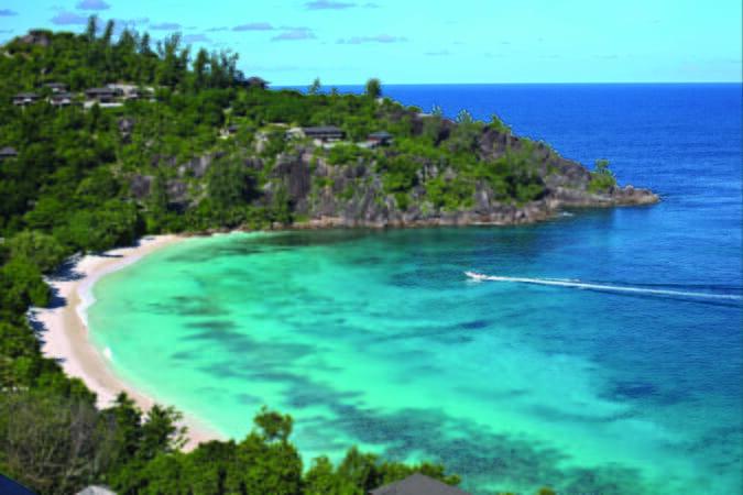 Four Seasons Resort Seychelles scenic view