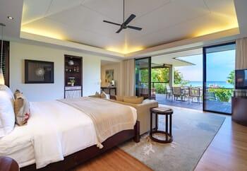 Raffles Seychelles two bed villa