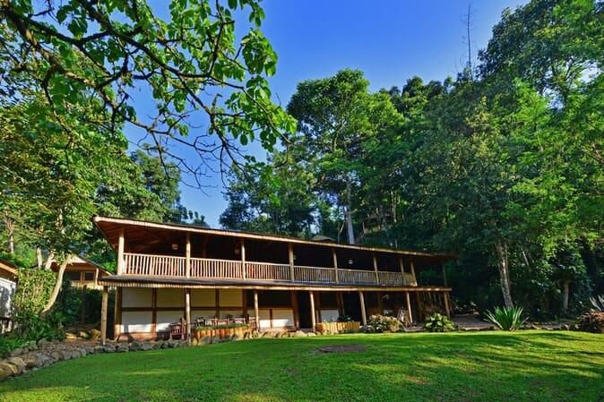 Uganda Buhoma Lodge
