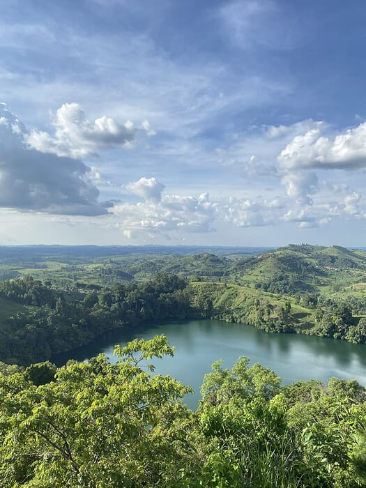 Uganda safari Kibale National Park crater lakes best time to visit
