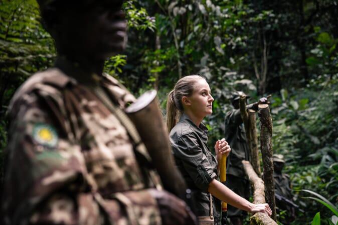 Sanctuary Gorilla Forest Camp gorilla tracking