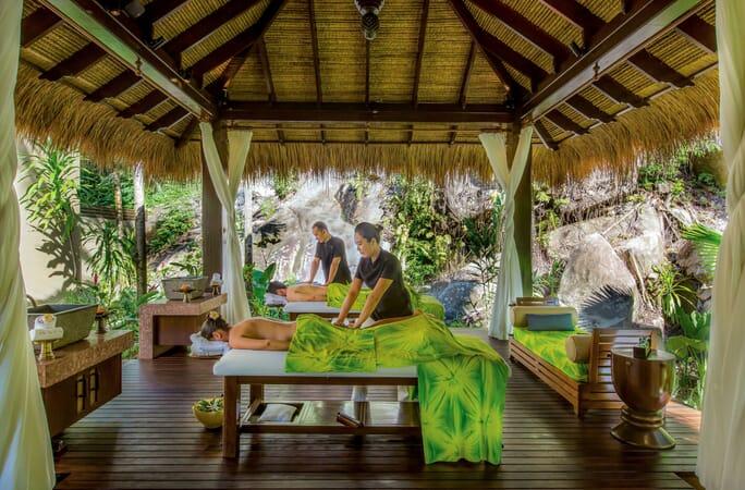 Anantara Maia Seychelles spa
