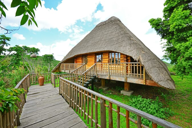 Kyaninga Lodge Uganda