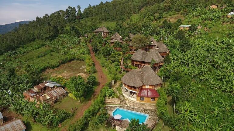 Trackers Safari Lodge Uganda